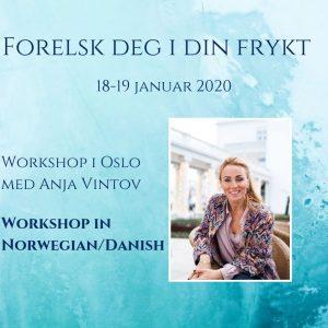 Workshop med Anja Vintov